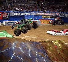 MONSTER JAM by jrphotography05