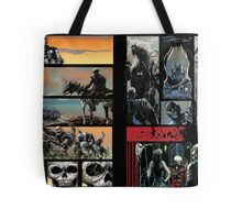 Prelude to battle - the White Queen-Bishop's Tale Part 6 Tote Bag