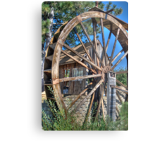 Water Mill Metal Print