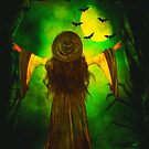 Moon of the Green Witch by shutterbug2010