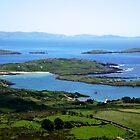 Derrynane Bay - Caherdaniel, Ireland by Kim North