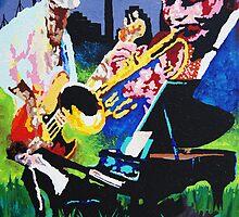 Jazz Trio by Erik Pinto