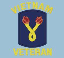 The 196th Infantry Brigade Vietnam Veteran Kids Clothes