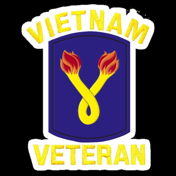 The 196th Infantry Brigade Vietnam Veteran by Walter Colvin