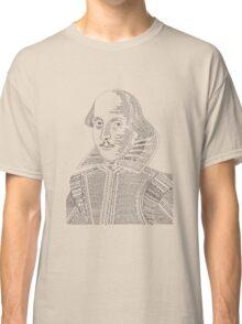 Shakespeare #1 Classic T-Shirt