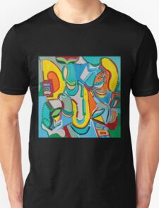 Jukebox in the Corner Unisex T-Shirt