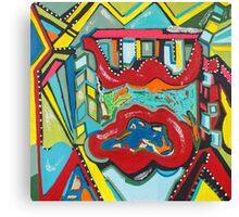 Pools of Emotion Canvas Print
