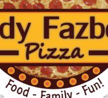 Freddy Fazbear's Pizza - Security Sticker