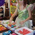 The Fairy Cupcake Girl  by Adrian Paul