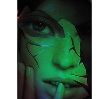 Green & Broken  Photographic Print