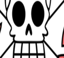 Chopper's Jolly Roger Sticker