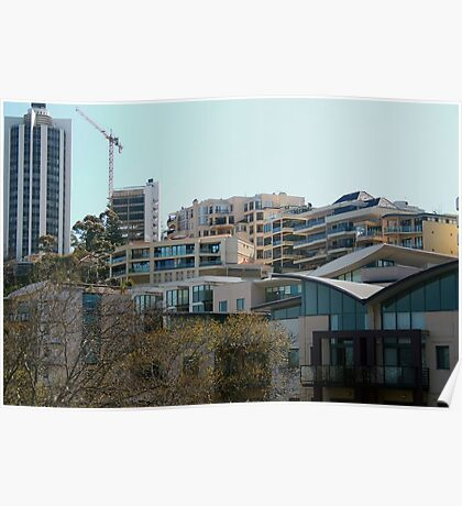Kings Park apartments Poster