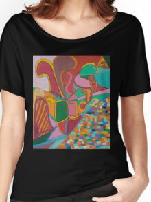 All that Jazz Women's Relaxed Fit T-Shirt