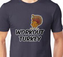 Workout Turkey IASIP Unisex T-Shirt