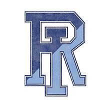 University of Rhode Island Logo Sticker by indianastickies