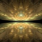 Primordial Calm by Craig Hitchens - Spiritual Digital Art