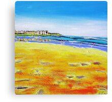 BONDI SUNSET Canvas Print