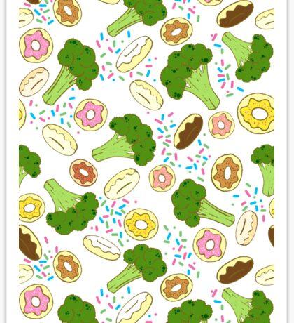 A Balanced Diet  Sticker