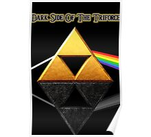 Dark Side Of The Triforce Poster