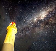 Milky Way Light by Russell Charters