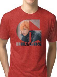 BIGBANG G-DRAGON MADE Series Typography Tri-blend T-Shirt