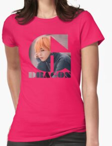 BIGBANG G-DRAGON MADE Series Typography Womens Fitted T-Shirt
