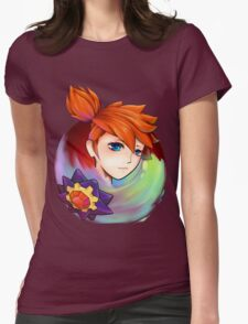 Misty Womens Fitted T-Shirt