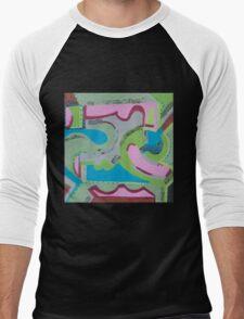 Ye' Ol' Swimming Hole Men's Baseball ¾ T-Shirt