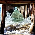Under The Boardwalk by Bevlea Ross
