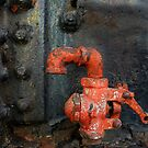 Train Water Tanker Spigot by Larry3