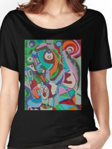 Monkey Jungle Women's Relaxed Fit T-Shirt