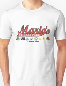 Mario's Go Kart Park T-Shirt