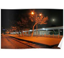 Aydin City Rail Station Poster
