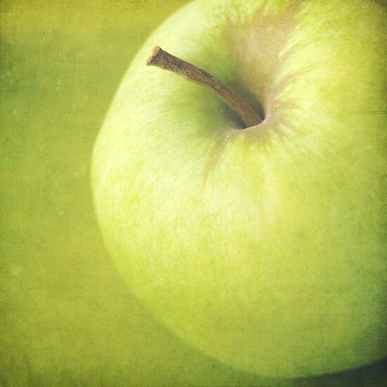 first apple by Iris Lehnhardt