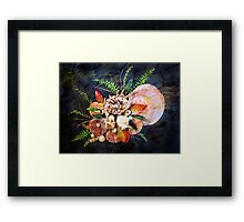 Fruits of the Earth 2 Framed Print