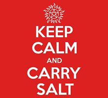Keep Calm and Carry Salt Unisex T-Shirt