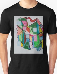 Images of Early Cubism Unisex T-Shirt