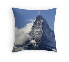 I felt I could almost touch it... Throw Pillow
