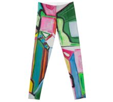 Images of Early Cubism Leggings