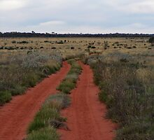 Red Dirt track by BigAndRed