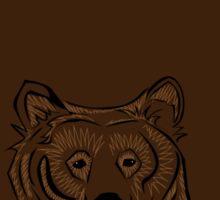 Grizzly  Sticker