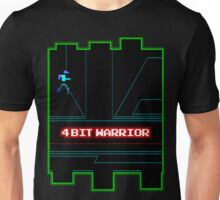 4-Bit Warrior Unisex T-Shirt