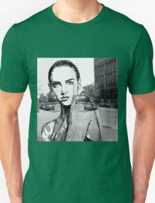 Downtown Stroll Unisex T-Shirt