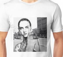 Downtown Stroll Unisex T-Shirt