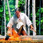 Feeding the Fire by Anthony M. Davis