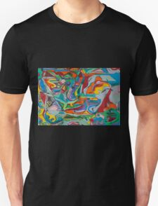 The Emotions of Color Unisex T-Shirt