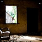 Solitary - Disused Shearers Quarters, Bathurst by Dawn Webb