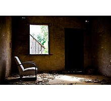 Solitary - Disused Shearers Quarters, Bathurst Photographic Print