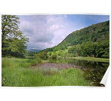 Reflective Rydal Poster