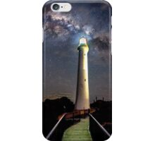Split Point Lighthouse  iPhone Case/Skin